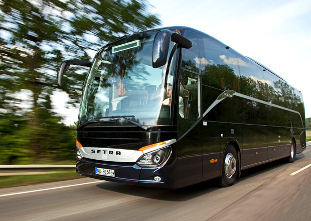 Setra ComfortClass 500 je Coach of the Year 2014