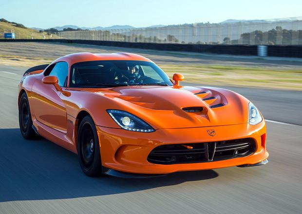 O SRT Viper není zájem, Chrysler omezuje výrobu