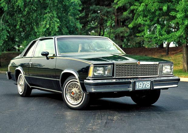 Chevrolet Malibu slav� 50 let