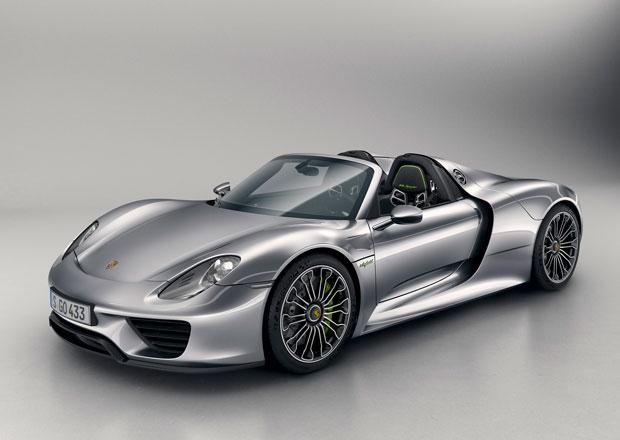 Macan a 918 Spyder pomohou Porsche dále zvýšit zisk