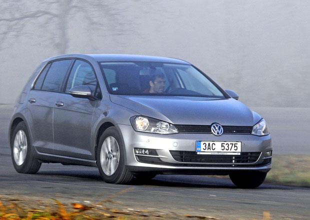 Nový Volkswagen Golf se bude vyrábět v Brazílii
