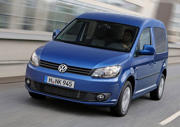 Volkswagen by mohl prodávat dodávky Crafter a Caddy i v USA