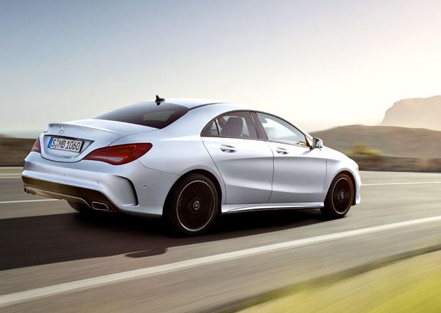 Mercedes-Benz CLA 180 CDI má českou cenu, je o 131.500 Kč dražší než Audi A3 1.6 TDI