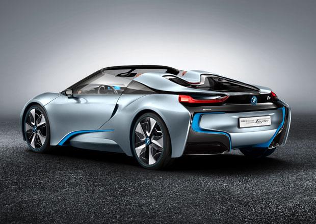 """Automobilka BMW plánuje další rozšíření řady """"i"""", i5 už je jisté"""