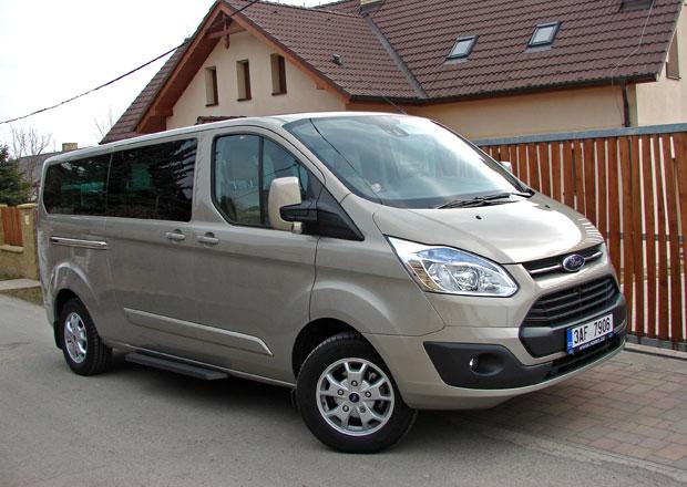 Ford Tourneo Custom 300 LWB 2.2 TDCI: Vrcholek
