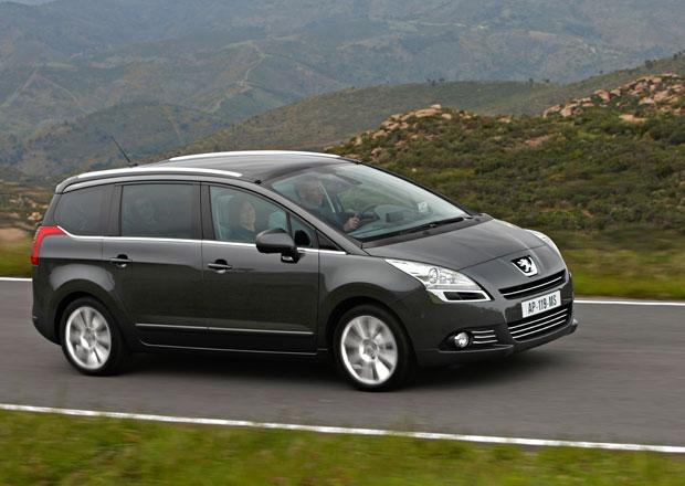 Peugeot 5008: Historicky nejlevnější, stojí od 365.000 Kč