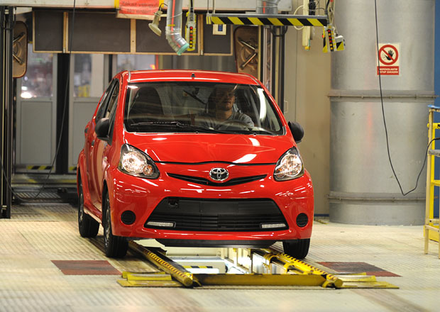 TPCA by mohlo vyrábět i vůz další značky