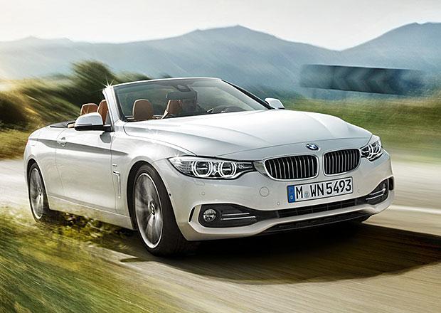 BMW řady 4 Convertible oficiálně a s obří fotogalerií