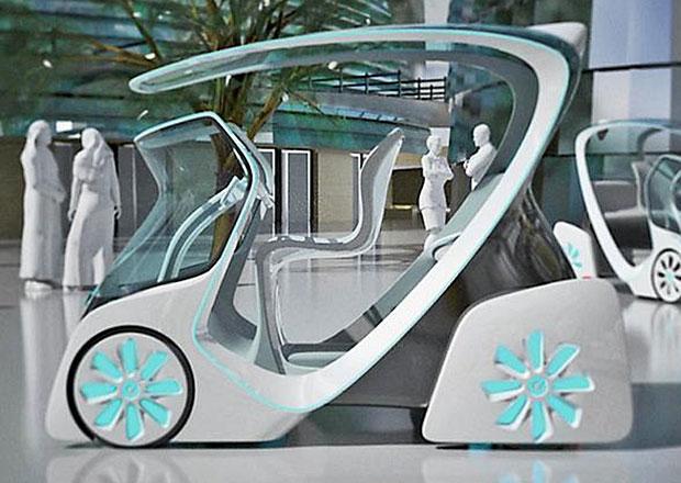 Budoucnost aut podle Nissanu? Mali�k� vozy a stylovky pro mlad�