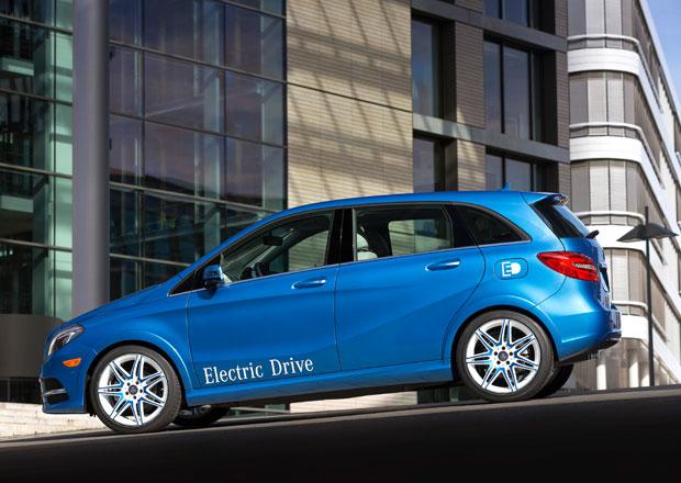 Elektrický Mercedes-Benz B přijde s faceliftem, měl by překonat BMW i3