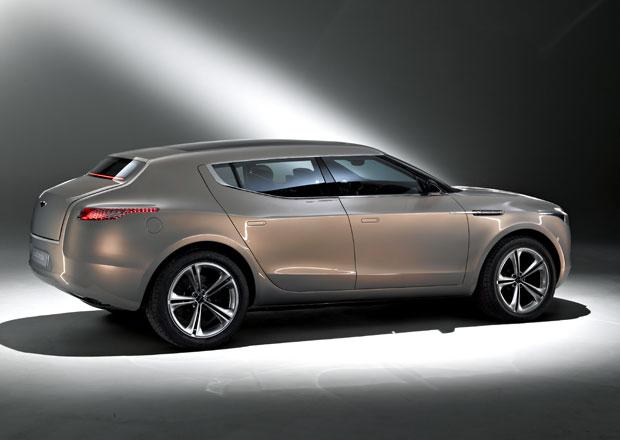 Aston Martin Lagonda: Ulrich Bez potvrdil, že projekt žije (aktualizováno)