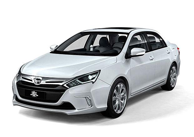 BYD Qin Hybrid: Čínský sedan s 303 koňmi v prodeji od listopadu