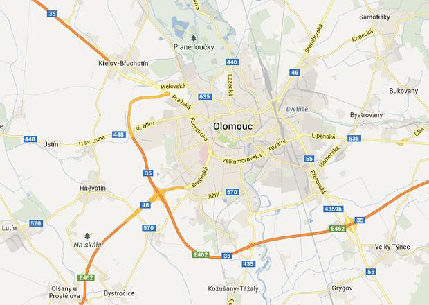 Z Olomouce do Vyškova nově rychlostí až 130 km/h