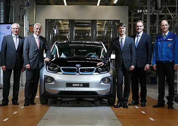 BMW i3: Elektromobilu se daří, automobilka zvažuje zvýšení výroby