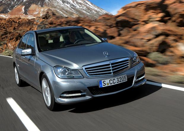 Nový Mercedes-Benz C dostane dravější styl a pět karoserií