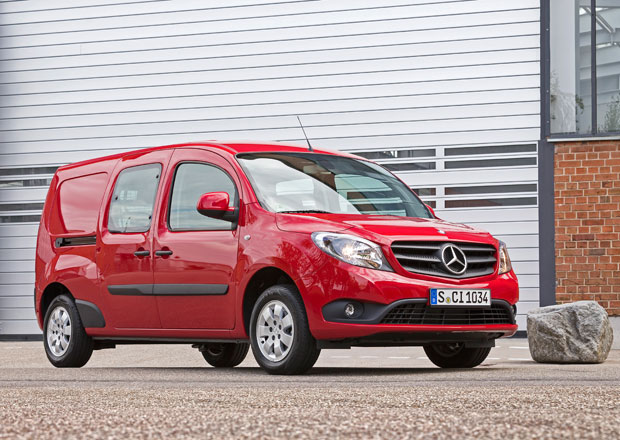 Mercedes-Benz rozšiřuje nabídku verzí modelu Citan