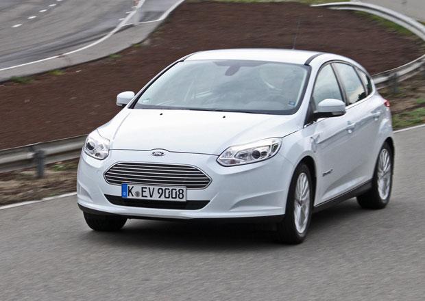Ford Focus Electric: První jízdní dojmy
