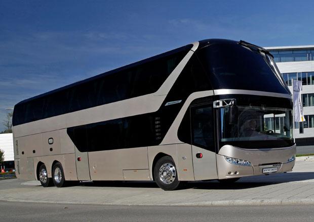 Zájezdové autobusy Neoplan: Především turistické