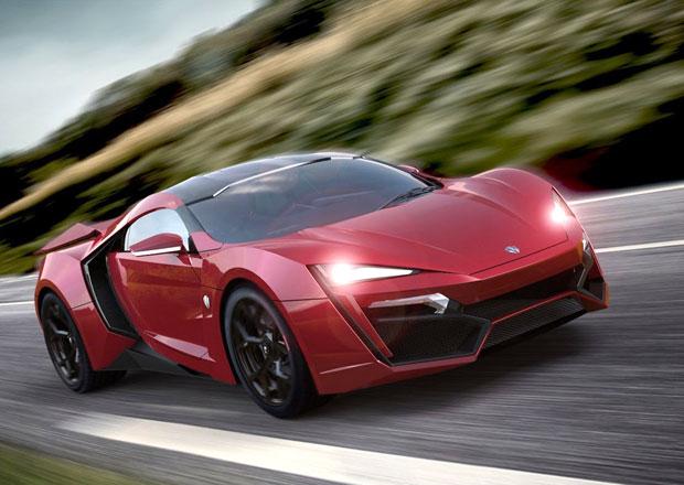 W Motors Lykan Hypersport: Sporťák z Libanonu si myslí na Veyron