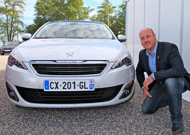 Peugeot 308 představuje LED světlomety, u nejvyšší výbavy budou standardem