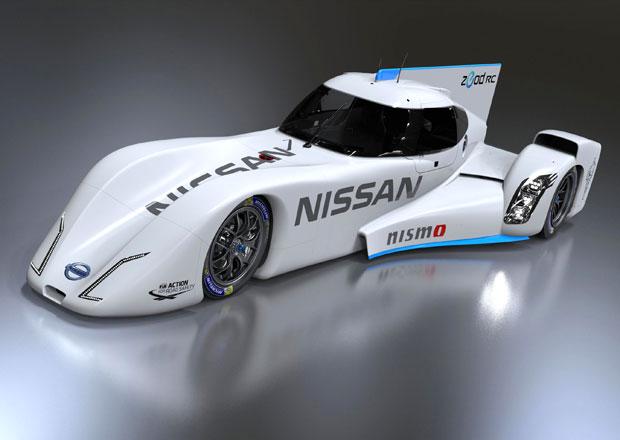 Nissan ZEOD RC: elektrick� z�vo��k pro Le Mans ofici�ln�