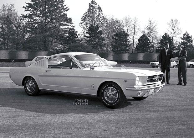 Ford Mustang v Evropě přišel o jméno, aby ustoupil náklaďáku