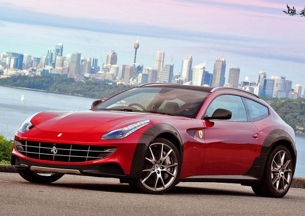 Ferrari FF Cross Edition: Stáli byste o něj?