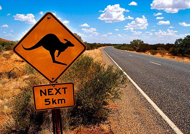 Na australské dálnici bude platit neomezená rychlost jízdy