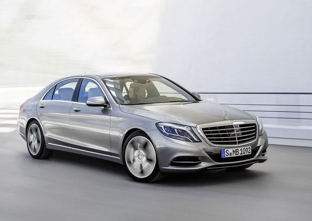 Nejlepší automobil podle žen vroce 2014? Mercedes-Benz S