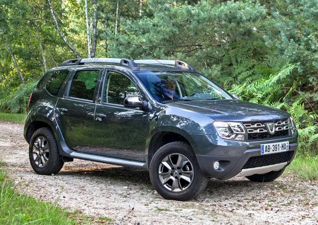 Nová Dacia Duster stojí od 249.900 Kč, 4x4 je za 314.900 Kč