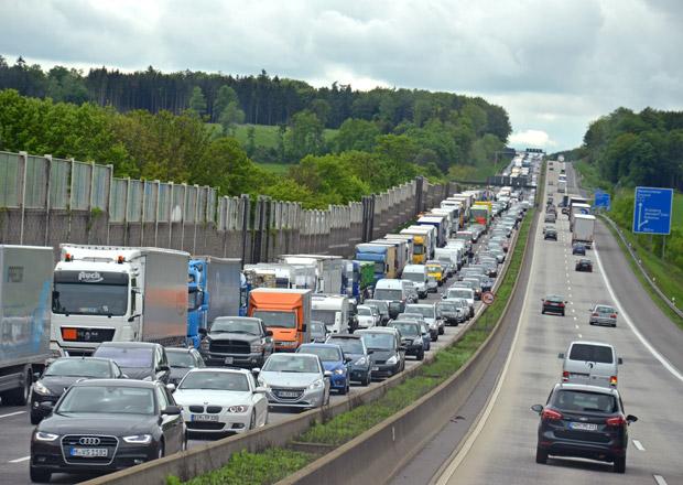 Německo zřejmě zavede dálniční známky, shodla se na nich vládní koalice