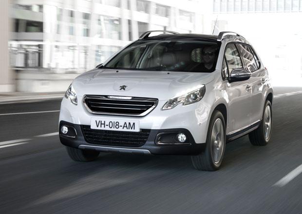 Euro NCAP 2013: Peugeot 2008 � T�m�� jako 208