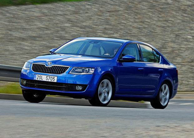Škoda Octavia nově i s XDS, za 400 Kč navíc
