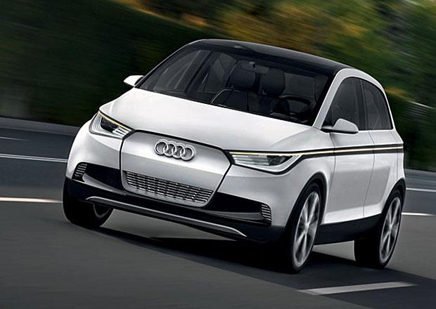 Audi bude vyrábět miniauto: chystá se luxusní Up!