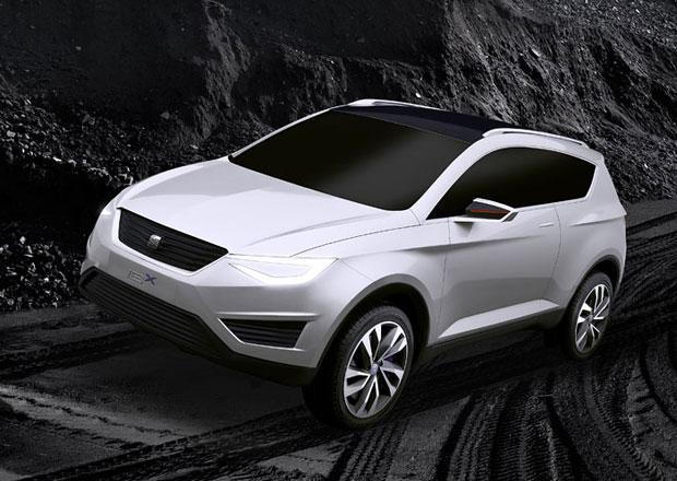 Menší SUV Seatu by se mohlo vyrábět v Bratislavě