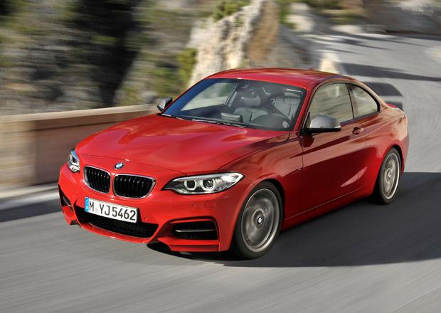 BMW řady 2 Coupé oficiálně, prodávat se začne v březnu (+video)