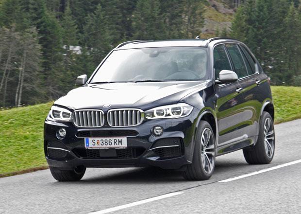 BMW X5 F15: První jízdní dojmy