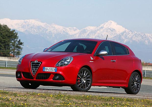 Příští Alfa Romeo Giulietta QV dostane motor Alfy 4C