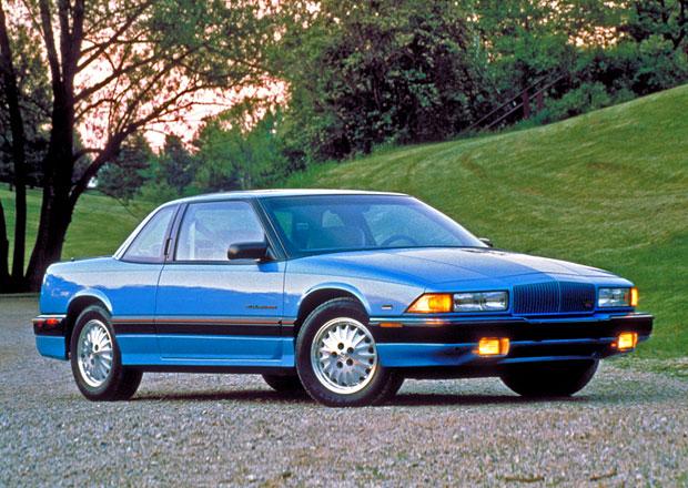 Buick Regal (1973-2013): Královský sedan slaví čtyřicátiny