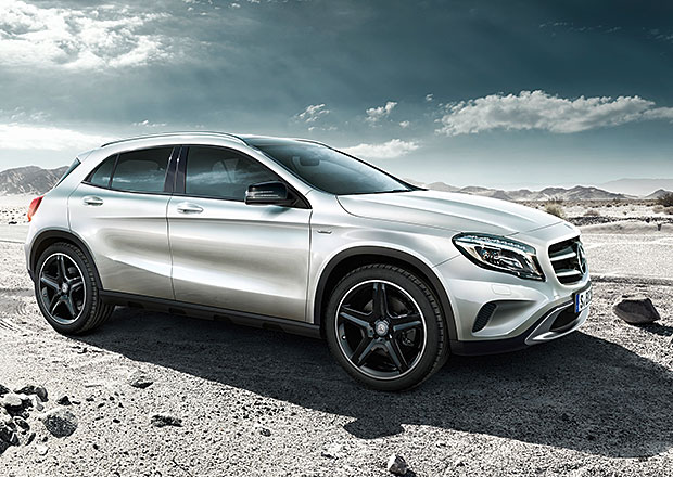 Mercedes-Benz GLA Edition 1: Jednička na úvod i pro crossover
