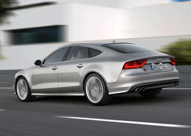 Audi S6 a S7 ztrácí benzin, musí do servisu