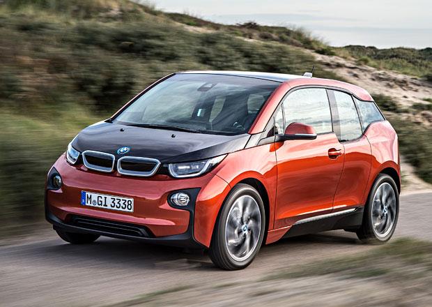 BMW i3: Prvn� j�zdn� dojmy a �esk� ceny