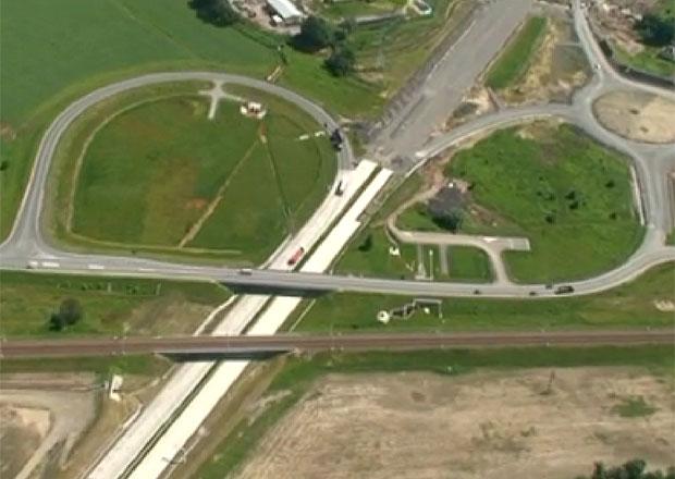 Eurovia neopraví mosty na ostravské D1, ŘSD po ní bude vymáhat 20 milionů Kč
