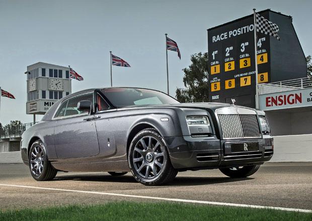 Rolls-Royce Phantom Bespoke Chicane Coupe: Na počest okruhu Goodwood