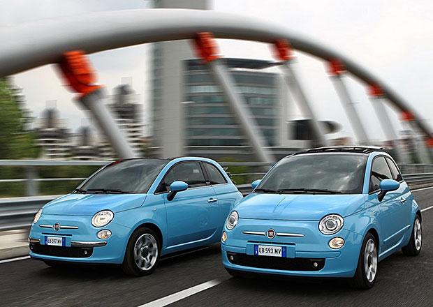 Fiat: Dvouválec se 77 kW pro 500 a turbodiesel s 88 kW pro 500L