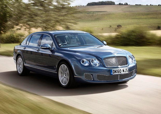 Vozy Lamborghini a Bentley musí do servisu kvůli brzdám