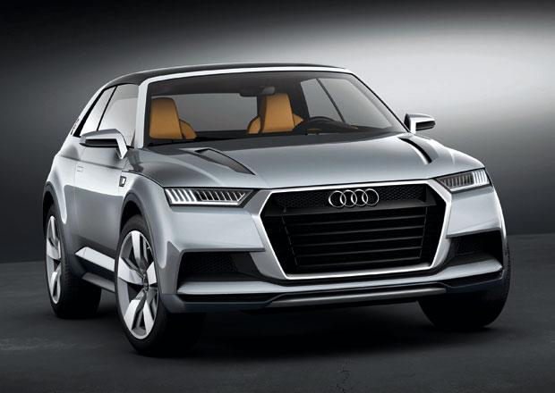 Audi Q1 nakonec dostane pohon všech kol