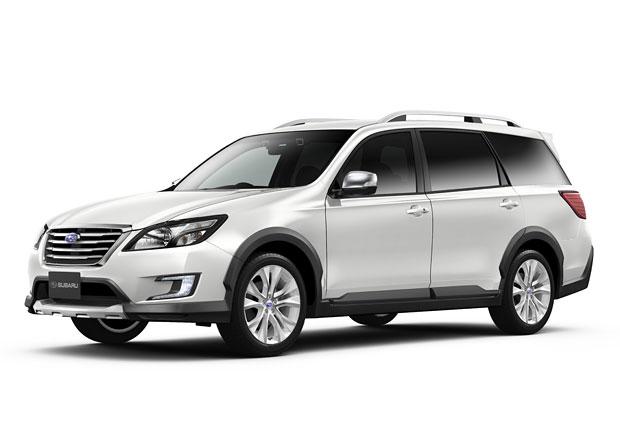 Subaru Crossover 7: Nový Outback na obzoru?