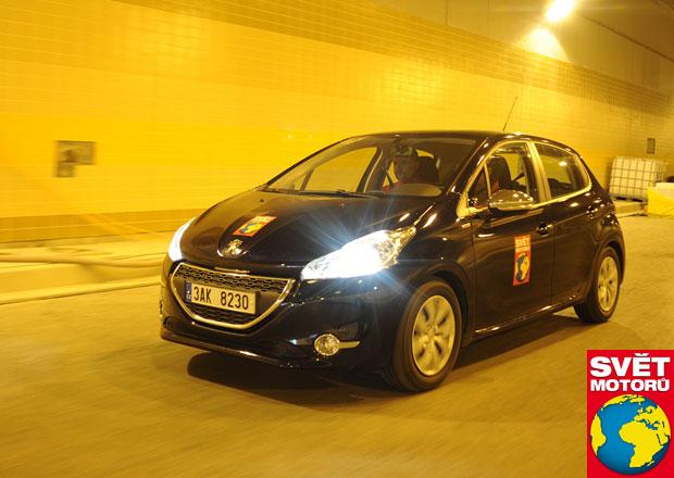 Projeli jsme pražskou Blanku: Tunel tunelů