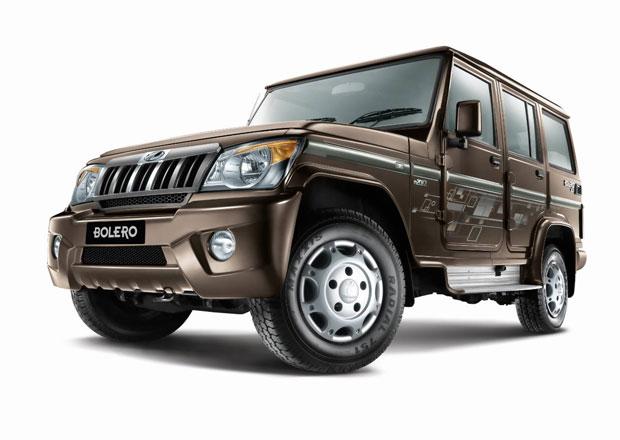 Mahindra Bolero je nejúspěšnějším SUV v Indii